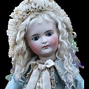 Stunning Early Mystery Sonneberg Child