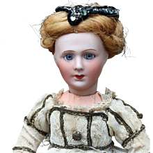Jumeau lady doll 221 from Great Lady Series as Marie Louise, Duchess of Parma