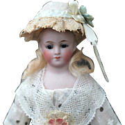 Simon Halbig 1160 Little Woman Dollhouse Doll in Edwardian Costume