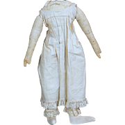 Cloth Body for China or Papier Mache Head