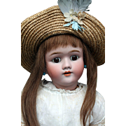 Large Handwerck 99 DEP German Bisque Child All Antique~ 27inches