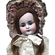 Simon Halbig 719 Child with square cut teeth ~ 16 inches