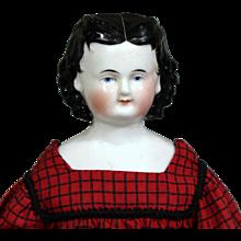 "German China Doll ""Adelina Patti"" by ABG"