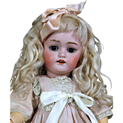 Sweet Kestner 168 Child Doll