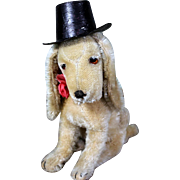 1930 Treff by Steiff with Button and top Hat