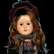All Original Celluloid Doll Terrific Quality