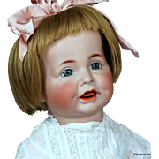 K*R 116A German BisqueCharacter Baby 116A