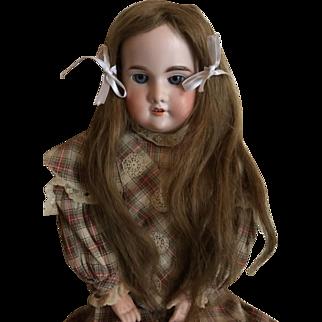 "Armand Marseille Floradora Shoulder Head Doll 25"""