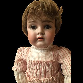 "Adorable 17"" Kestner  161 doll"