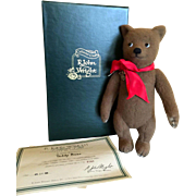 R. John Wright Teddy Bear Limited Edition #0141