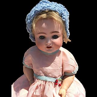 """14"""" Alt, Beck & Gottschalck German Bisque Baby Doll 1361"""