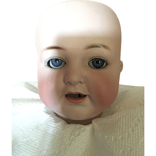 Large Simon Halbig 126 Doll Head