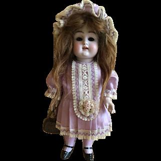 """11"""" Kestner 150 6 Doll Lavender Stockings"""