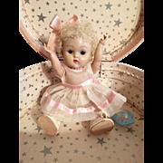 Vogue Ginny Crib Crowd Doll with Ginny Case