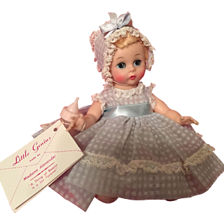 1950's Madame Alexander 'Little Genius' Doll