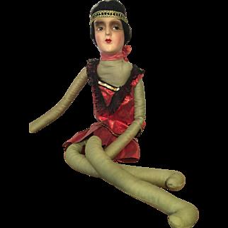 "Anita Boudoir Doll 28"""