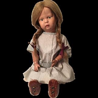 """Schoenhut Doll 14"""""""