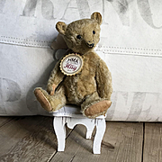 Wonderful OOAK Antique Style Mohair Teddy Bear by Vivianne Galli