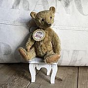 Wonderful OOAK Antique Style Mohair Teddy Bear by Vivianne Galli