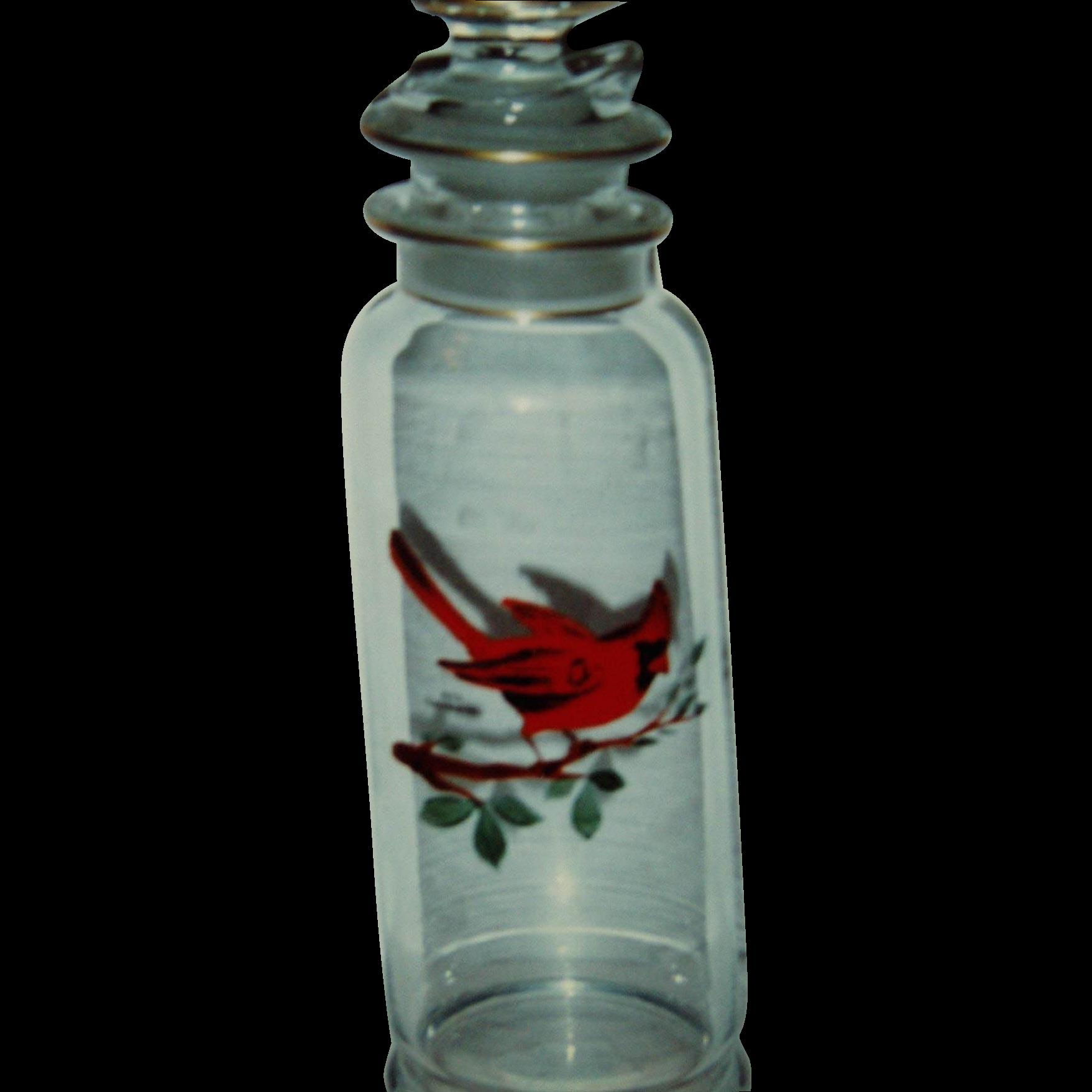 Heisey Glass Cardinal