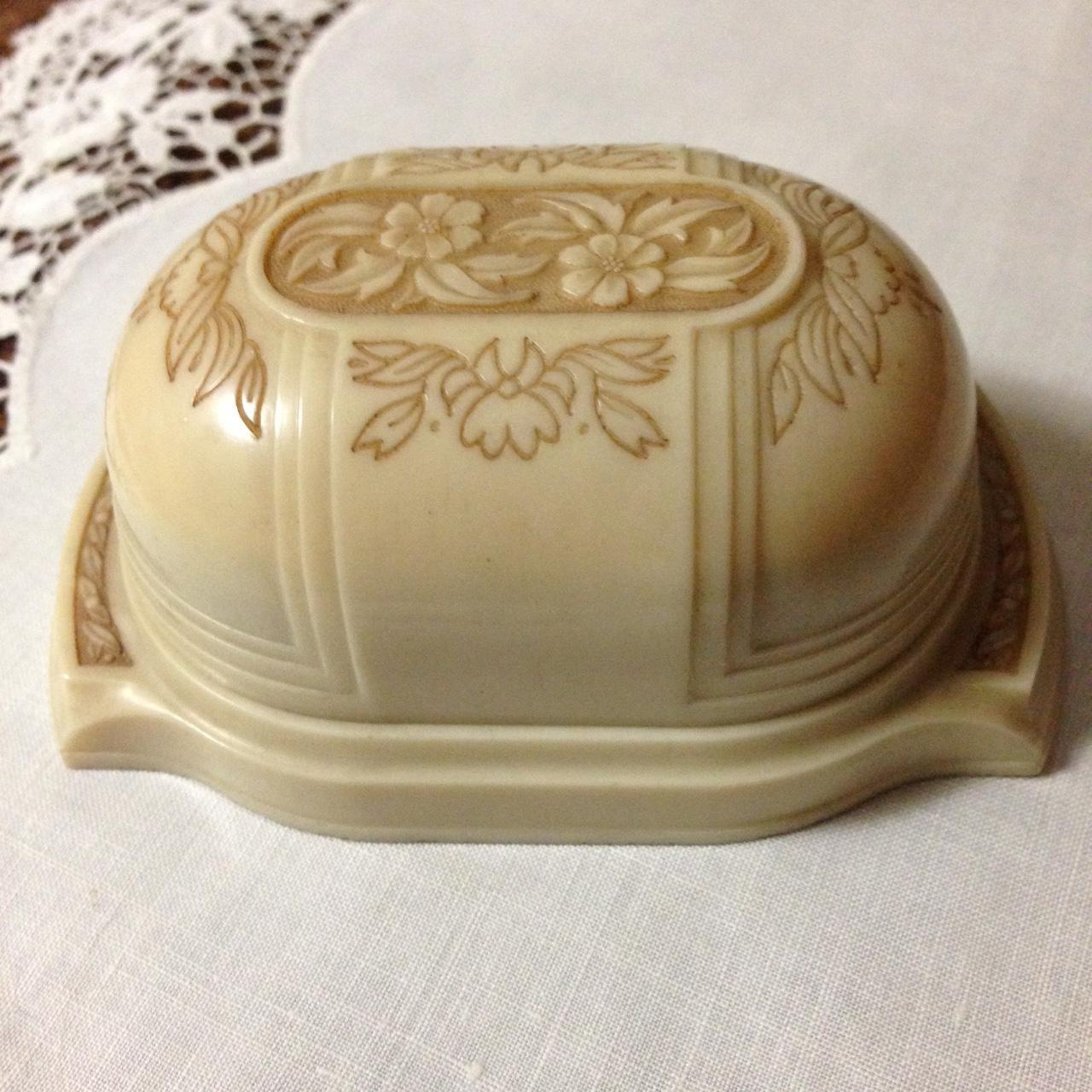 Vintage Celluloid Ring Box
