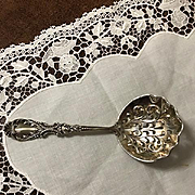 Blackinton Sterling Nut/Candy Spoon