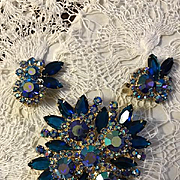 Juliana Brooch/Pendant Earring Demi
