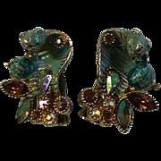 HAR Cobra Clip Earrings