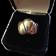 John Hardy Vintage Sterling Bamboo Ring