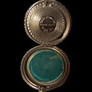 Richard Hudnut Three Flowers Compact Mint