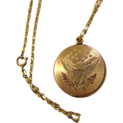 Eagle Seal of the United States Locket