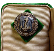 United States Insignia Pin Sterling