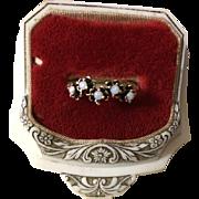 14K Vintage Opal Ring