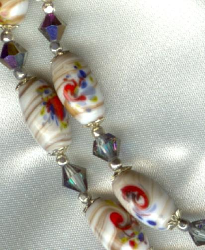 Fabulous Lampwork Necklace