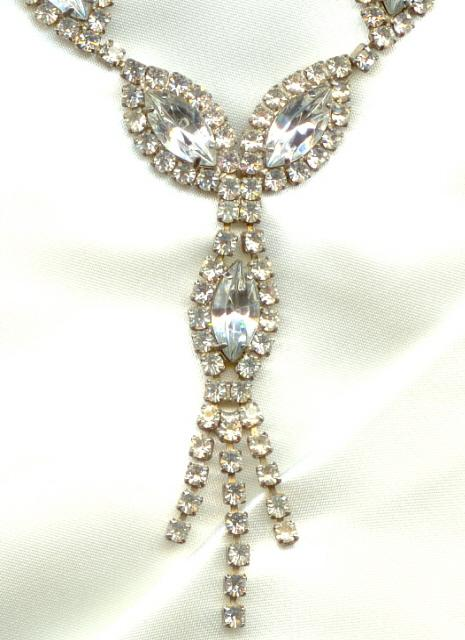 Fabulous Austrian Crystal Necklace - Perfect for Wedding