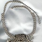 Awesome, Spectacular, Fabulous - Perfect Wedding Necklace - Designer Runway