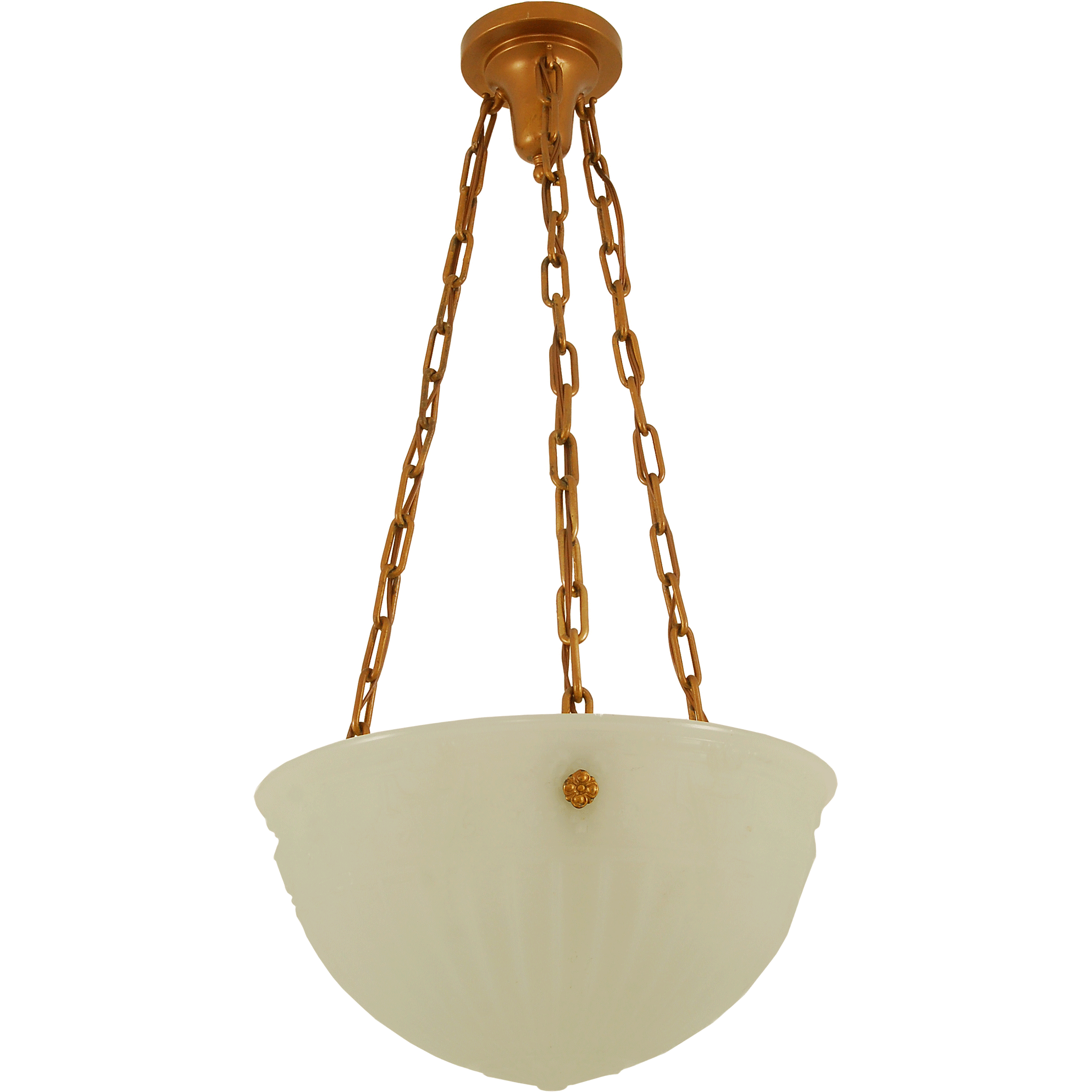 Doric Domed Chandelier