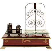 Double Platform Scale by Parnall & Sons