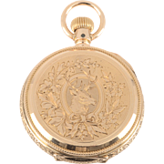 American Hunter Case Pocket Watch by Elgin