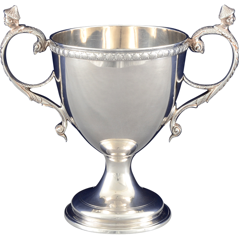 Rare English George III Sterling Cup by Hester Bateman