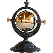 Double Roller Hotel Bell by Meriden