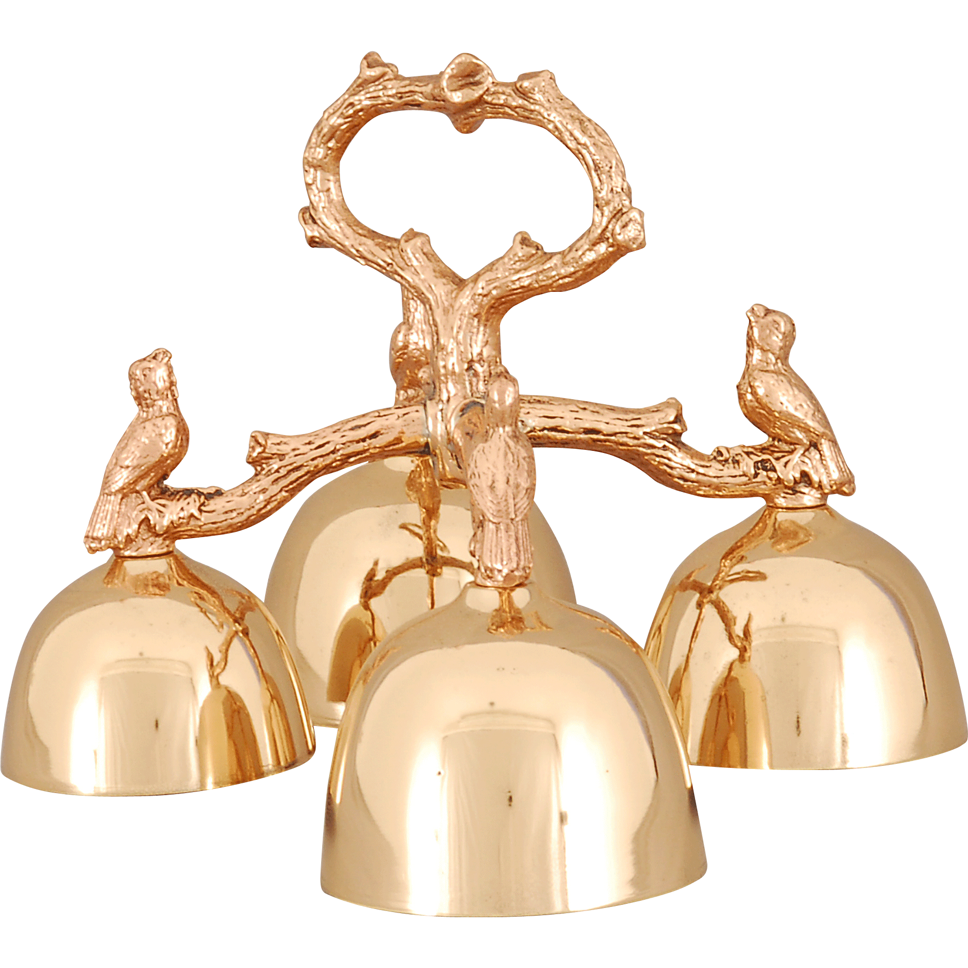 Sacristy Bells with Birds