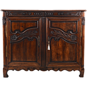 French Provincial Louis XV Buffet
