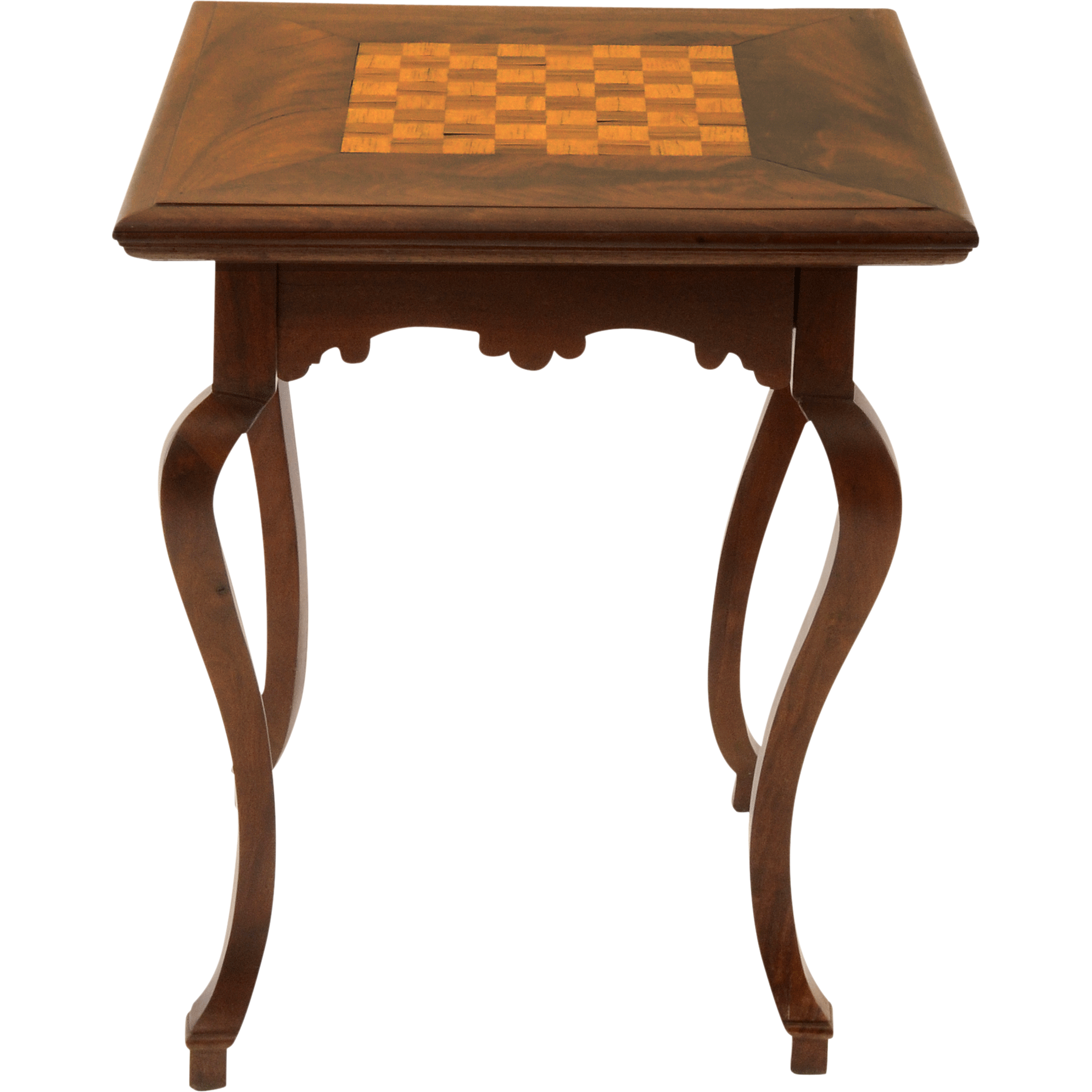 American Game Table From the Estate of Ida Lupino