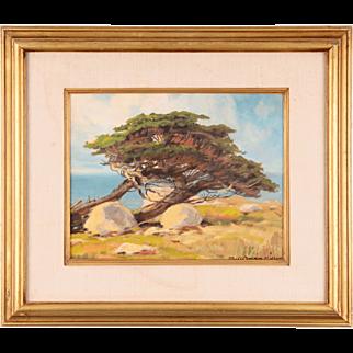 Ralph Davison Miller Cypress Tree