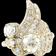 1.20 Carat Diamond Cocktail Ring
