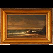 Lands End San Francisco by Norton Bush Oil on Canvas