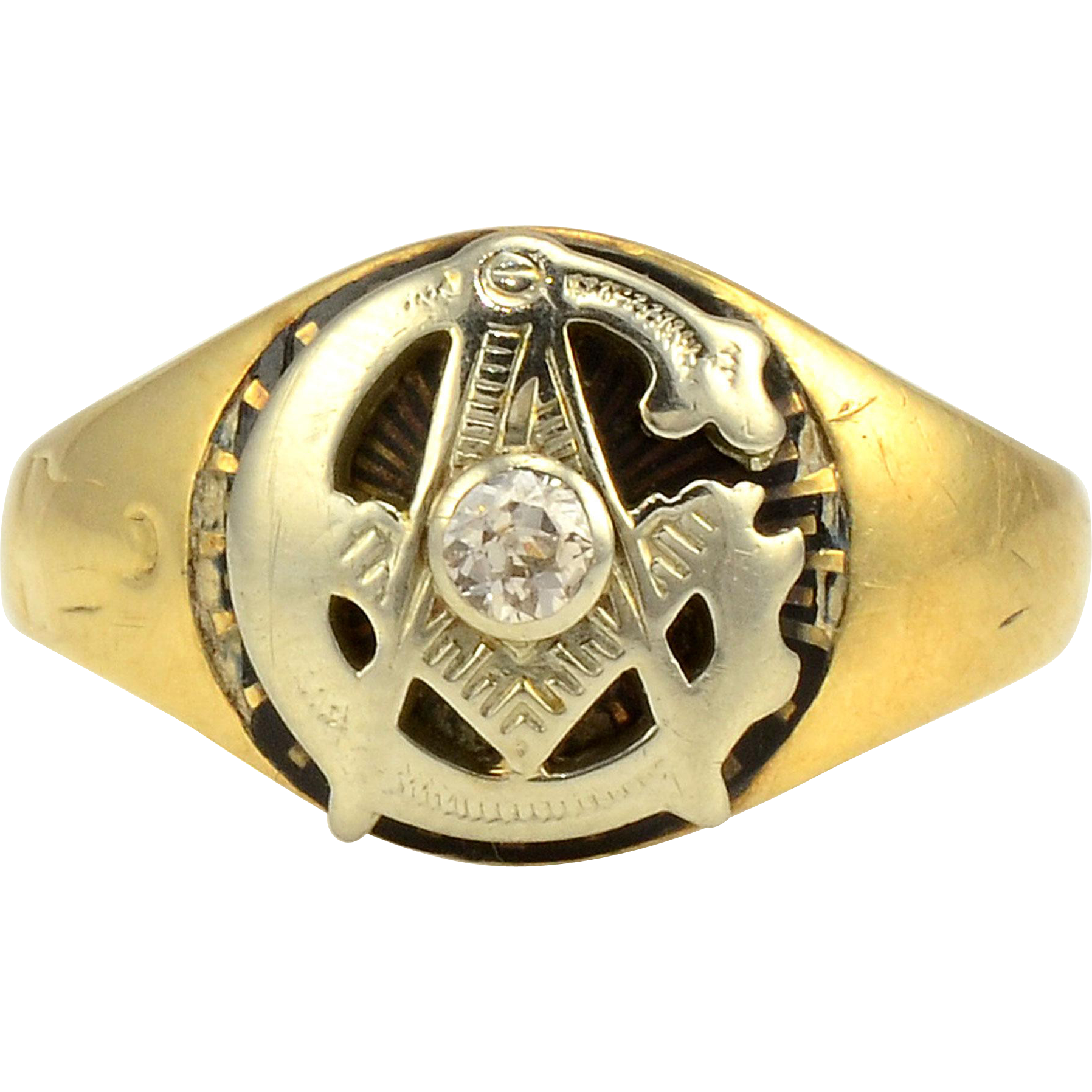 Wish Shopping Masonic Ring L