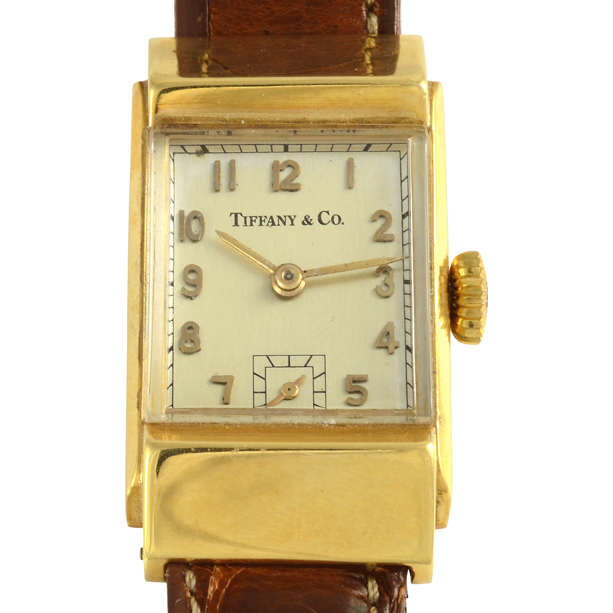Swiss Wrist Watch for Tiffany & Co by C.H. Meylan