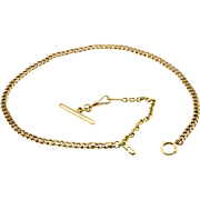 Tiffany & Co Pocket Watch Chain